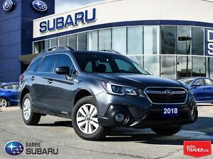 2018 Subaru Outback 2.5i Touring w/ Eyesight at