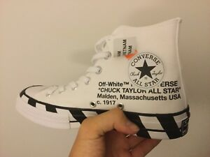 DS Converse chuck taylor all star 70s off-white men size 4.5