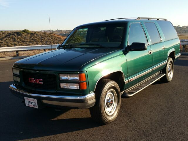 Image 1 of GMC: Other 2500 SL Green…