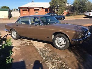 Jaguar XJ 4.2 built 1977 sedan Whyalla Whyalla Area Preview