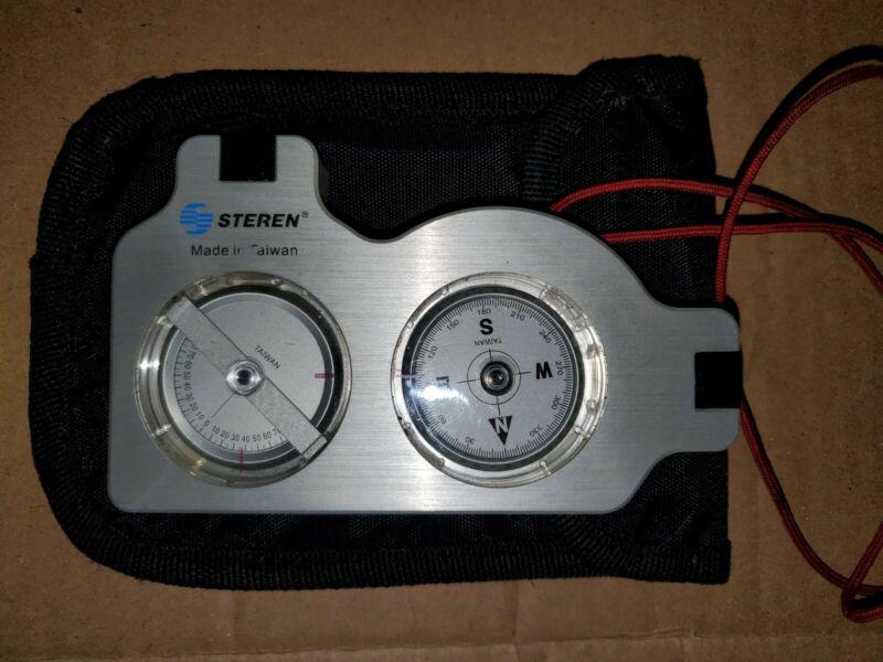 Steren Inclinometer Compass Satellite angel finder