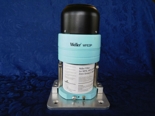 Weller Fume Extractor Benchtop WFE2P Self Contained, NEW