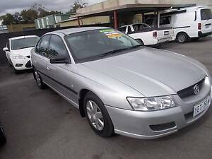 2002 Holden Commodore VY Sedan Mitchell Gungahlin Area Preview
