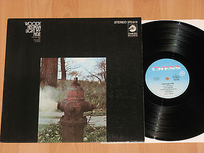 LP WOODY HERMAN - LIGHT MY FIRE - MacARTHUR PARK - PHIL UPCHURCH - CHESS 1969