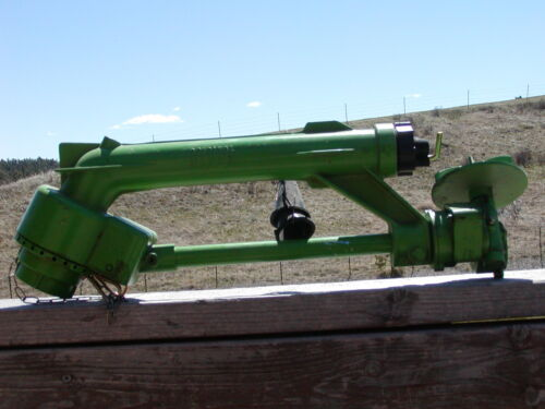 "Sime River 1 1/2"" Turbine Driven Irrigation Gun"