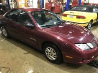 2003 Pontiac Sunfire SL Sedan / EXCELLENT CONDITION $3495 London Ontario Preview
