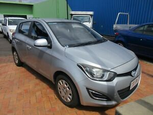 2012 Hyundai i20 ACTIVE 64000 KLMS PENSIONER FINANCE Westcourt Cairns City Preview