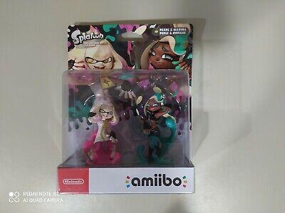 Nintendo Amiibo Pearl & Marina (Alga e Nori) - Vers. Pal