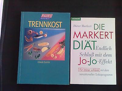 Trennkost von Ursula Summ & Die Markert Diät von Dieter Markert
