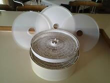 Harvest Maid/Ezidri Ultra food dehydrator trays x5 Capalaba Brisbane South East Preview