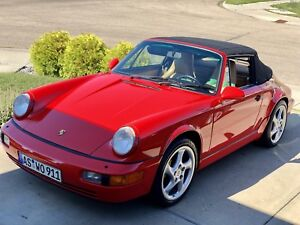 1990 Porsche 911 Carrera 2 Manual 964