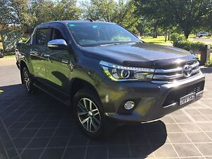 MY 2016 TOYOTA HILUX SR5 WITH ALL THE STUFF Narellan Camden Area Preview