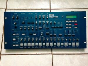 Korg ms2000r synth / vocoder negociable