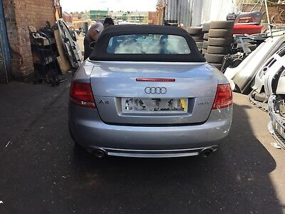 Audi A4 Convertible 2007 20 Tfsi Breaking Spares