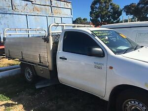 TOYOTA HILUX TRAY Ingleburn Campbelltown Area Preview