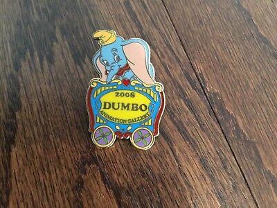 LE Dumbo Elephant Circus Train Car Animation Gallery Cel 2008 Disney Pin