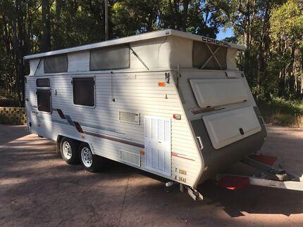 Popular Coromal Caravans For Sale Camper Trailers Camper Vans  Cannington
