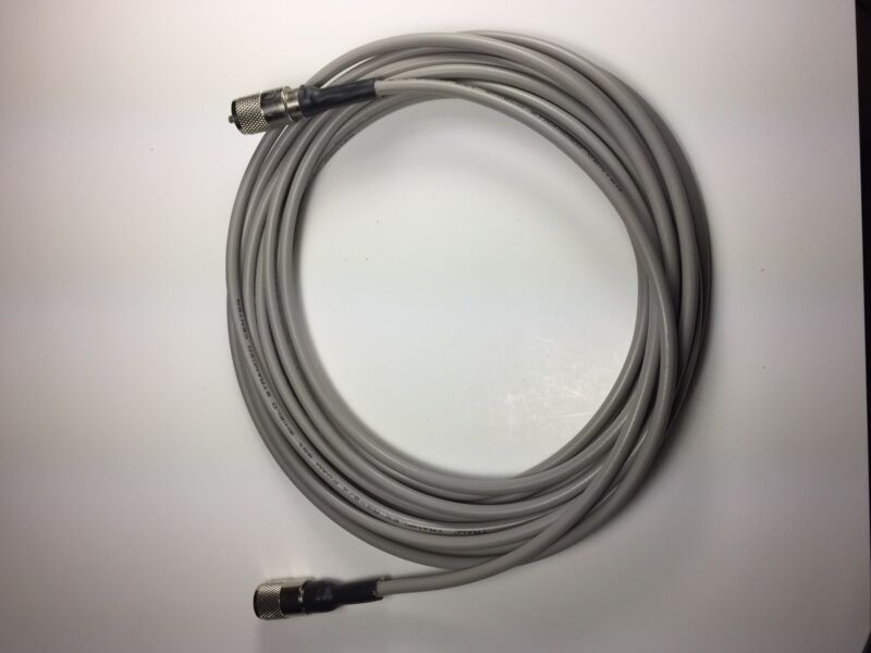 RG-8X COAX CABLE JUMPER 25 FT FOOT SEALED PL-259s USA MADE PROFESSIONAL CB HAM