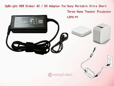 Ac Dc Adapter For Sony Portable Ultra Short Throw Home Th...