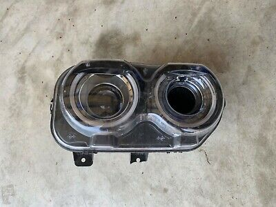 2015-2019 DODGE CHALLENGER HEADLIGHT RH HAL LED T/A INSERT 68378878-AA