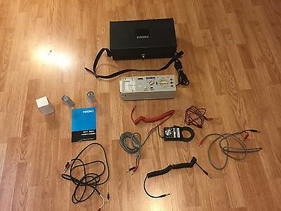 Hioki 8202 Micro Hi Corder Test Equipment For Electronics Ham Radio Etc