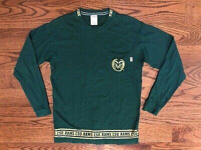 Colorado State Rams Victoria's Secret 5th & Ocean Pocket L/S Shirt Women's (Colorado State Rams Pocket)