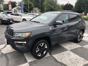 2018 Jeep Compass 2018 Jeep Compass - Trailhawk 4x4