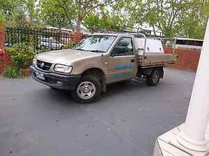 2002 holden rodeo West Footscray Maribyrnong Area Preview