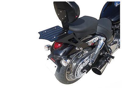 Triumph Thunderbird TBird Storm Motorcycle Luggage Rack with backrest USA Made for sale  Oshkosh