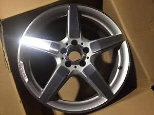 2015 Mercedes C300 AMG rims in boxes!