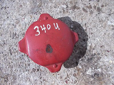 International 340 Utility Tractor Radiator Cap