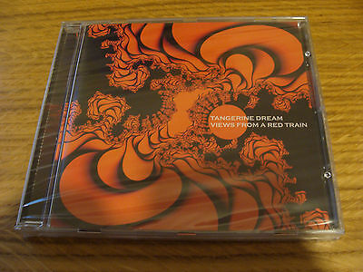 CD Album: Tangerine Dream : Views From A Red Train : Eastgate