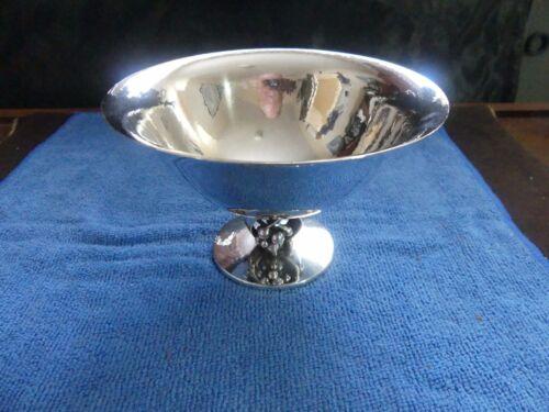 Vintage DGH Sterling Silver Small Centerpiece Dansk Guldsmede Handvaerk 925S