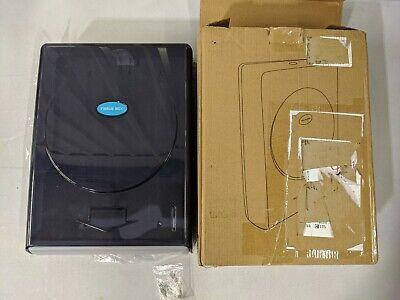 Black Paper Towel Dispenser Wall Mount C Fold Paper Towel Dispenser Multifold