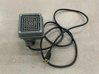 Used Federal Signal 120vac. Horn Telh