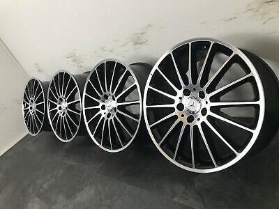 """Original 19"""" Mercedes W447 Vito V-Klasse AMG Styling Felgen  Vielspeichen NEU"""