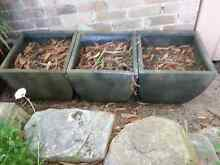3 matching pots some small scratches Yowie Bay Sutherland Area Preview