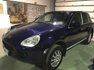2004 PORSCHE CAYENNE, V6, CERTIFIED, VERY CLEAN INSIDE AND OUT