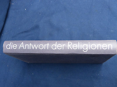 Buch : Die Antwort der Religionen  -  Gerhard Szczesny  -  Bertelsmann Lesering
