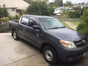 2006 Toyota Hilux Ute Rochedale South Brisbane South East Preview