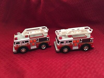 2 TOY LIGHTS & SOUNDS FIRE TRUCKS! LOW SHIPPING! LQQK!