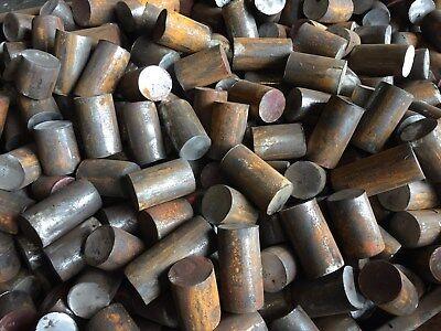 1 34 1.75 Round 4130 Steel Alloy Rolled Bars Billets 10 6-7 Lengths Hl