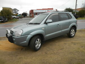 2008 Hyundai Tucson SX Automatic LOW KM - SUV Wangara Wanneroo Area Preview