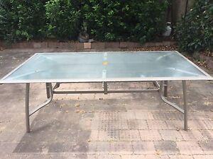 Outdoor table Leichhardt Leichhardt Area Preview