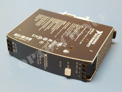 National Instruments NI PS-14 Industrial Power Supply 3.3 A / 24 VDC