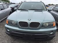 2003 BMW X5 For parts
