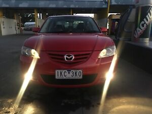 2005 Mazda 3 SP23 with REG & RWC .. Must See this Ad