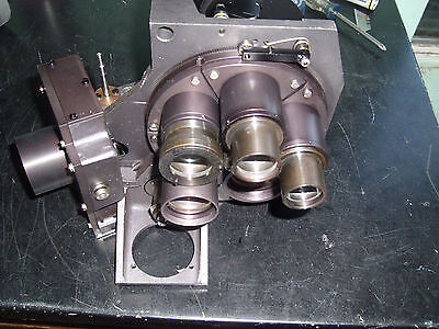 Leco Metallograph Lens Part 3