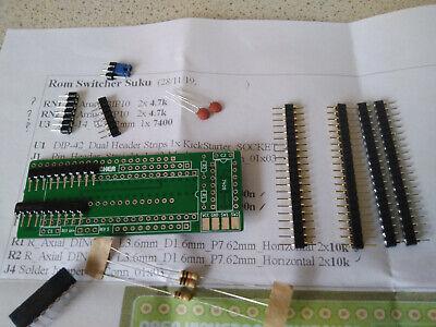 Commodore Amiga Rom Switcher (Kit)