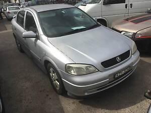 2002 Holden Astra Sedan AUTO - CHEAP Lakemba Canterbury Area Preview